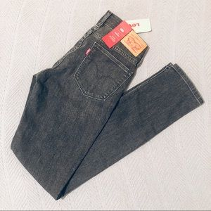 NWT Levi's 711 skinny mid-rise jeans soft+stretchy